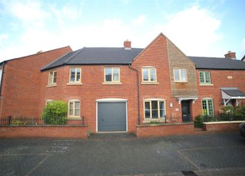 Thumbnail 4 bed terraced house for sale in Caxton Close, Lawley Village