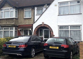 Thumbnail 3 bed terraced house to rent in Burnham Gardens, Hounslow, Middlesex