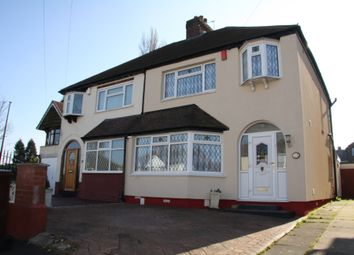 Thumbnail 3 bed semi-detached house for sale in Chetwynd Road, Wolverhampton