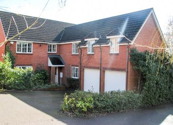 Thumbnail 6 bed detached house for sale in Arlescote Close, Hatton Park, Warwick