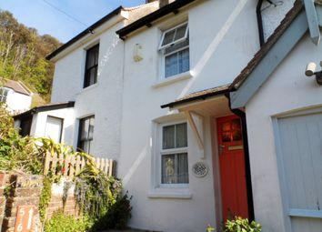 Thumbnail 2 bed terraced house to rent in Gloucester Cottages, Hastings