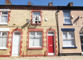 Thumbnail 2 bed terraced house for sale in Gorst Street, Liverpool