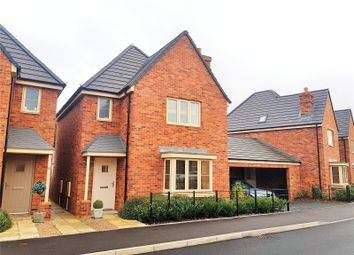 Thumbnail 3 bed link-detached house for sale in Cooke Close, Whittington, Worcester, Worcestershire