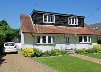Thumbnail 5 bedroom detached house for sale in Old Ferry Drive, Wraysbury, Berkshire