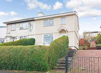 Thumbnail 3 bedroom semi-detached house for sale in Everard Drive, Colston, Glasgow