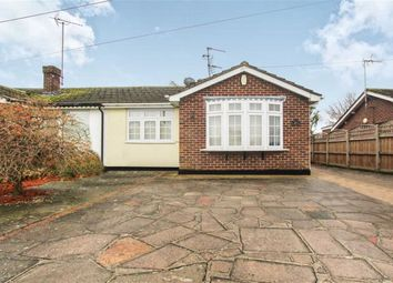 Thumbnail 2 bed semi-detached bungalow for sale in St Davids Way, Wickford, Essex