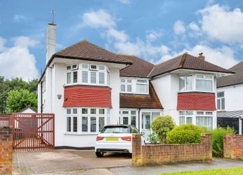 Thumbnail 3 bed semi-detached house to rent in Oxford Crescent, New Malden