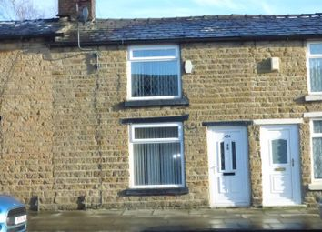 Thumbnail 2 bed cottage for sale in Walmersley Road, Bury