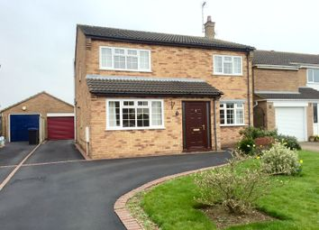 Thumbnail 4 bed detached house for sale in Norfolk Road, Desford, Leicester