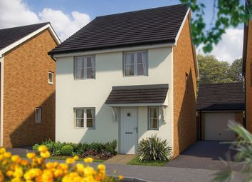 """Thumbnail 4 bed detached house for sale in """"The Salisbury"""" at Binhamy Road, Stratton, Bude"""