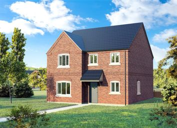 Thumbnail 4 bed detached house for sale in Plot 15, Grainfields, Digby, Lincoln