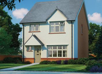 Thumbnail 4 bed detached house for sale in Warren Grove, Shutterton Lane, Dawlish, Devon