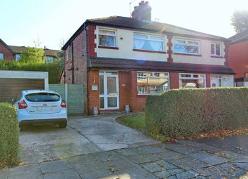 Thumbnail Semi-detached house for sale in Ludlow Avenue, Whitefield, Manchester