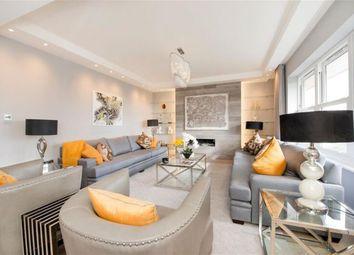 Thumbnail 3 bedroom flat to rent in Lyndhurst Road, Hampstead, London