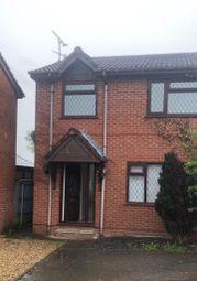 Thumbnail Property to rent in Llys Derw, School Lane, Ponciau, Wrexham