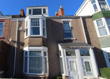 Thumbnail 2 bed flat for sale in Stanhope Road, South Shields