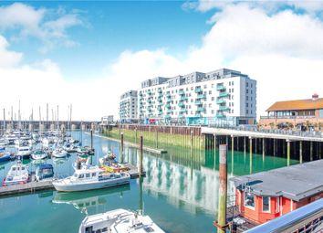 Thumbnail 4 bed flat for sale in The Boardwalk, Brighton Marina Village, Brighton