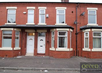 Thumbnail 3 bed terraced house to rent in Norton Street, Salford