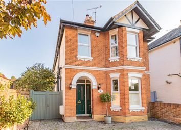 St. Lukes Road, Maidenhead, Berkshire SL6. 3 bed detached house