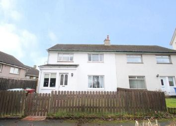 Thumbnail 3 bedroom semi-detached house for sale in Galt Place, The Murray, East Kilbride