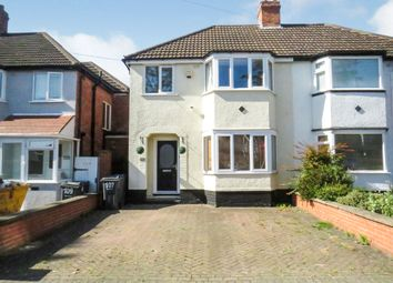 3 bed semi-detached house for sale in Sandgate Road, Hall Green, Birmingham B28