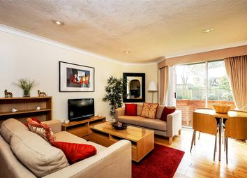 Thumbnail 2 bed flat for sale in Conifer Court, 2 Inner Park Road, Wimbledon