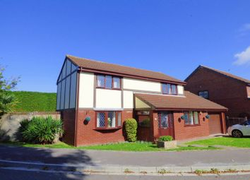 Thumbnail 3 bed detached house for sale in Westwood Close, Worle, Weston-Super-Mare
