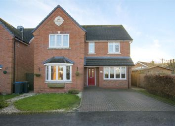 Sketchley Court, Burbage, Hinckley LE10. 4 bed detached house for sale