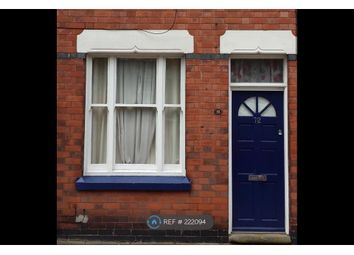 Thumbnail 3 bedroom terraced house to rent in Clarendon Park, Leicester