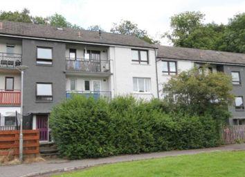 Thumbnail 2 bed flat for sale in Fulton Crescent, Kilbarchan, Johnstone