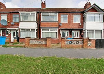 Thumbnail 3 bedroom terraced house to rent in Grangeside Avenue, Hull