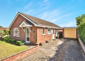 Thumbnail 3 bed detached bungalow for sale in Fir Park, Ashill, Thetford