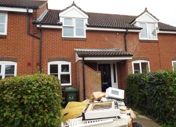 Thumbnail 2 bed terraced house for sale in Great Dunham, King's Lynn