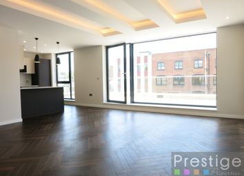 Thumbnail 3 bed flat to rent in Brittania Road, London
