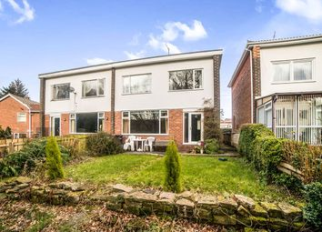 Thumbnail 3 bed semi-detached house for sale in Hill Crest, Burnopfield, Newcastle Upon Tyne