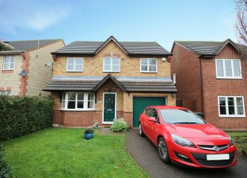 Thumbnail 4 bed detached house for sale in Jay Close, Bicester, Oxfordshire