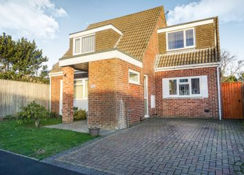 Thumbnail 4 bed detached house for sale in Lodge Close, Newport