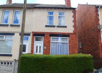 Thumbnail 3 bed semi-detached house to rent in Downing Street, South Normanton, Alfreton