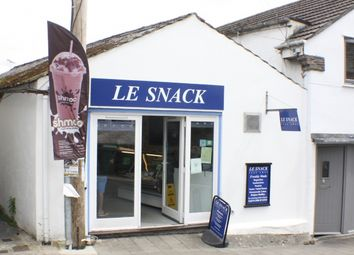 Thumbnail Retail premises for sale in Foundry Street, Wadebridge