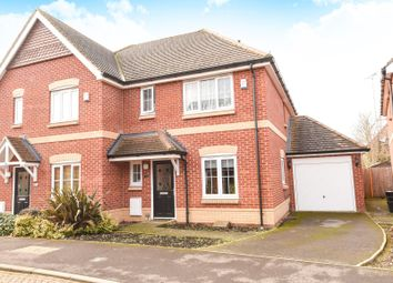 Thumbnail 3 bedroom semi-detached house for sale in Mays Close, Earley, Reading