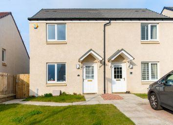 Thumbnail 2 bed property for sale in Whitehouse Crescent, Gorebridge, Midlothian