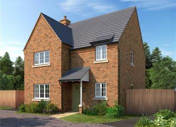 Thumbnail 4 bed detached house for sale in St Georges, Wootton Fields, Northampton