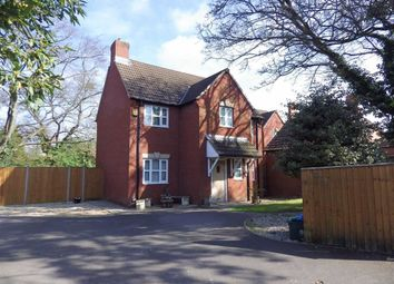 Thumbnail 4 bed detached house for sale in Reservoir Road, Gloucester