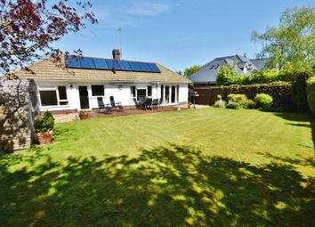 Thumbnail 3 bed detached bungalow for sale in Downs Close, Harwell, Didcot