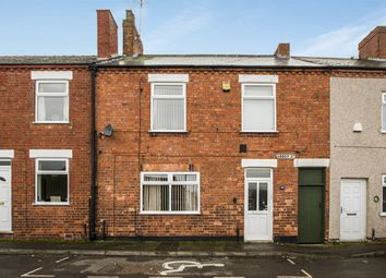 Thumbnail 3 bed terraced house for sale in Abbott Street, Awsworth, Nottingham
