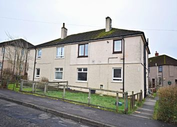 Thumbnail 2 bed flat for sale in Park Crescent, Dalmellington, South Ayrshire