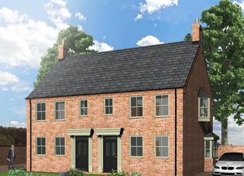 Thumbnail 3 bed semi-detached house for sale in Spire View, Boston Road, Heckington, Sleaford
