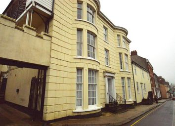 Thumbnail 1 bed flat to rent in Rosemont House, 2 Union Terrace, Crediton, Devon
