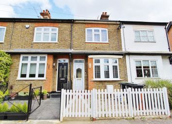 Thumbnail 3 bed terraced house for sale in Meadow Road, Loughton