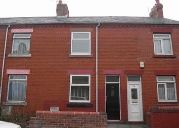 Thumbnail 2 bed terraced house to rent in Millbank Road, Rhyl